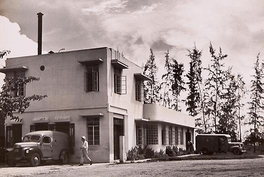 1918 Edificio Finca las Monjas en Hato Rey