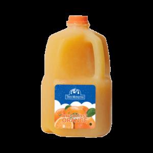Tres Monjitas Breakfast Orange 120oz