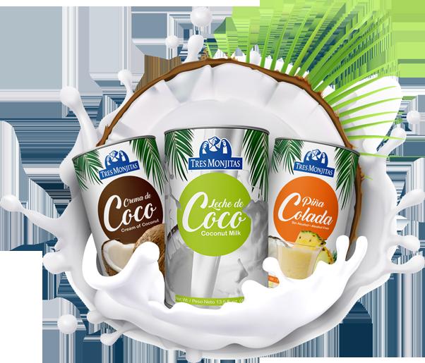 Provisiones de Coco