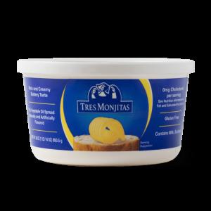 Tres Monjitas Margarina 30oz