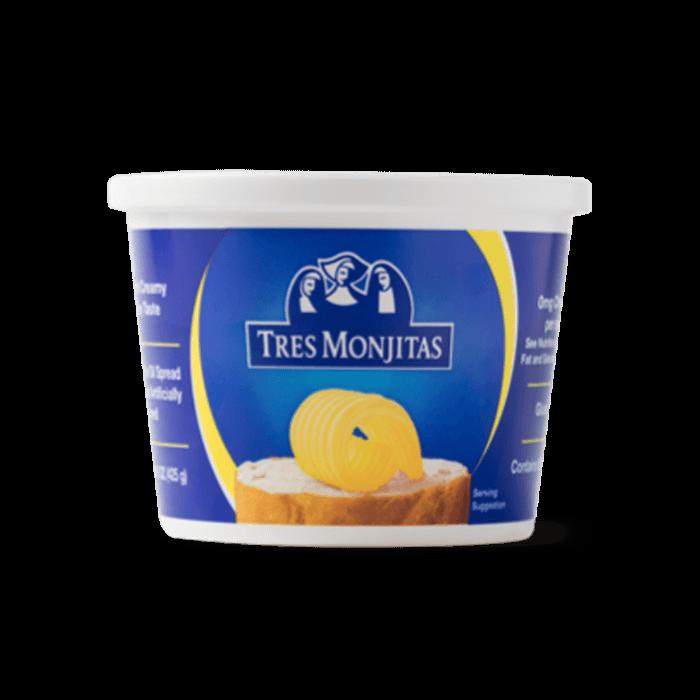 Tres Monjitas Margarina 7 Oz