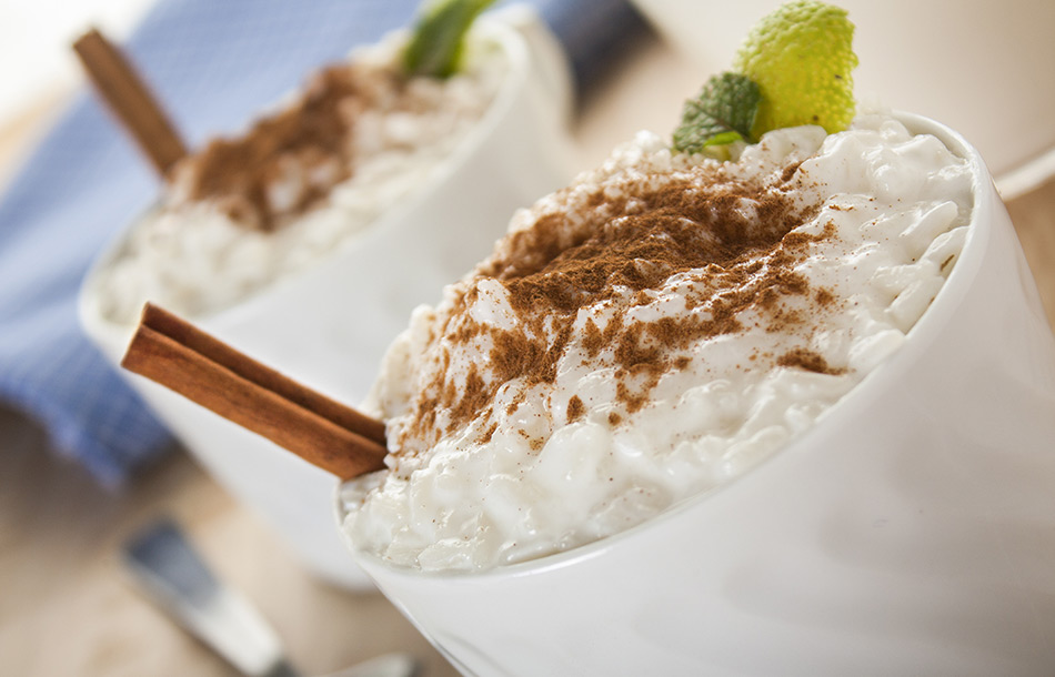 Rice Pudding