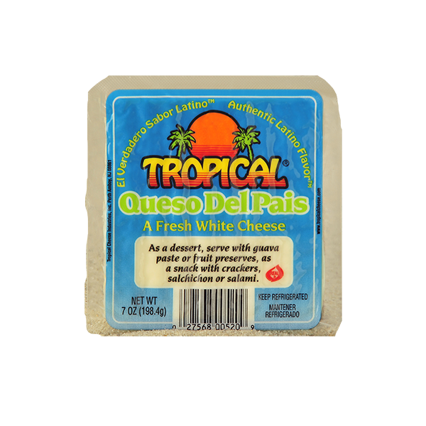 Quesos Tropical Queso del Pais 7 Oz