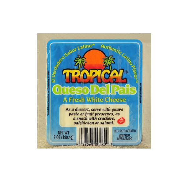 Quesos Tropical Queso del Pais 7 Oz