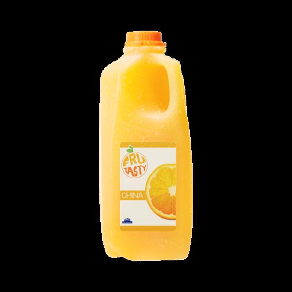Tres Monjitas Frutasty China 64oz