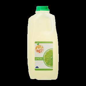 Tres Monjitas Frutasty Limón 64oz
