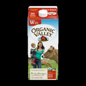 Leche Organica Entera 64oz