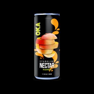 OKA Nectar Sparkling Mango 11.16 Oz