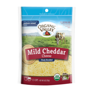 Queso Rallado Mild Cheddar Finely shredded 6oz