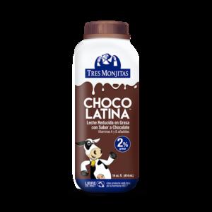 Tres Monjitas Chocolatina Leche reducida en grasa 2% 14 Oz
