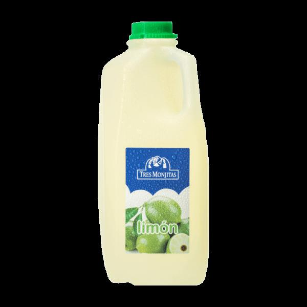 Tres Monjitas Lime beverage 64oz