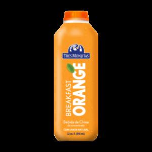 Tres Monjitas Orange Beverage 32oz