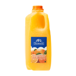 Tres Monjitas Breakfast Orange 64oz