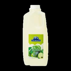 Tres Monjitas Lime Beverage Lite 64oz