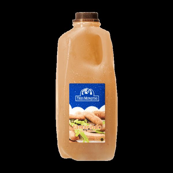 Tres Monjitas Tamarind Beverage 64oz