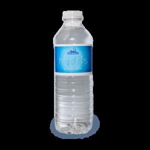 Tres Monjitas Hydris Agua Premium 16.9 Oz